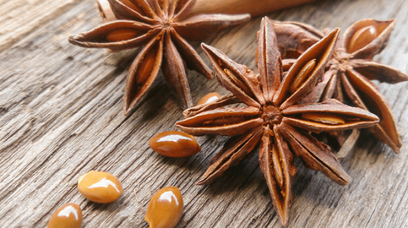 What does anise taste like?
